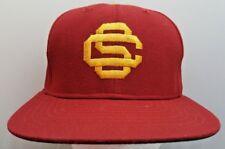 USC Trojans NCAA vintage New Era fitted cap/hat