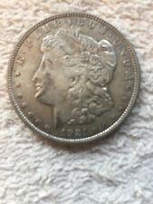 Nice 1921 Morgan Silver Dollar?
