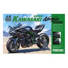 Meng Mt-001 1/9 Kawasaki Ninja H2r Unpainted Edition