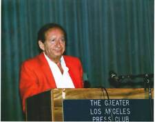 1985 HARLAN ELLISON ROAST -- 8x10 photo of ROBERT BLOCH.