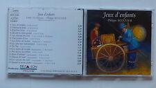 CD Album PHILIPPE BONNIER Jeux d enfants contes et chansons 1998