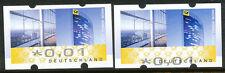 BRD Machines Brand Post Tower Bonn € 0,01 postfr. Type: False pressure the value