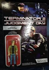 "* Young JOHN CONNOR ReAction TERMINATOR 2 JUDGEMENT DAY Retro 3 3/4""Figure FUNKO"