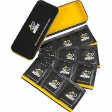 Crep Protect The Ultimate Shoe Cleaning Wipes Tin Box Of 12 Wipes