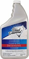 Black Diamond Stone/Tile Intensive Cleaner Marble Granite Slate  Brick and Grout