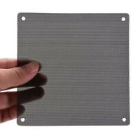 10PCS 120mm Computer PC Dustproof Cooler Fan Case Cover Dust Fresh Filter Mesh