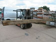 Oak Beam XL in orig state/ JCB/ Fireplaces/ Architectural Antiques/Wood/Ref B3