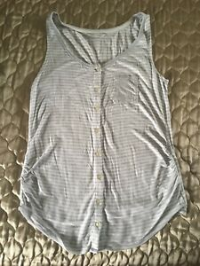 M/&S Ladies Maternity Pyjama Shorts Grey Super Soft BNWT Marks