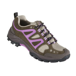 Browning Womens Delano Trail Shoe Cub/Radiant Orchid
