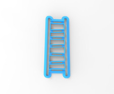 Ladder Cookie and Fondant cutter 30161 ( Toolbox cake decoration )