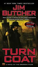 Turn Coat (The Dresden Files, Book 11) by Jim Butcher, (Paperback), Roc , New, F
