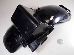 82 Honda CB750SC CB750 Nighthawk 750 CB SC Inner Rear Fender Mud Splash Guard #1