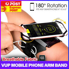 Sports Gym Running Slim Armband for Samsung Galaxy S9 S8 Plus Note Arm Band Case