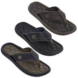 Cartago - Fiji 23 - Mens Thong Flip Flops, 100% Recyclable & Vegan Friendly
