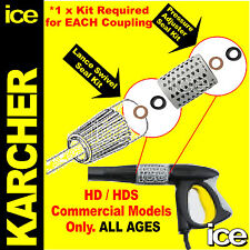 More details for official karcher hds 601 745 replacement lance swivel o-ring washers seal kit