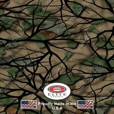 "Savage Green CAMO DECAL 3M WRAP VINYL 52""x15"" TRUCK PRINT REAL CAMOUFLAGE"
