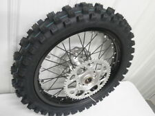 NEW 2018 KTM 250 SXF Black Excel Rear Wheel 125 150 350 450 SX SX 03 - 18