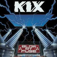 KIX - BLOW MY FUSE (LIM.COLLECTOR'S EDITION)  CD NEU