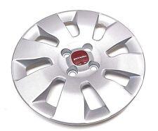 "Fiat Panda 14"" Wheel Trim Red Badge Centre Single x1 New & Genuine 735553848"