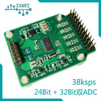 ADS1263 32Bit ADC Module 24Bit+32Bit Dual ADC Analog-digital Conversion 38.4ksps