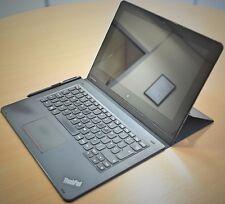 Lenovo ThinkPad Helix 20CH-S1CY00 Tablet 11.6in 128GB SSD Window Pro Wifi Webcam