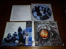 DragonForce / Inhuman Rampage JAPAN+1 1ST PRESS B5
