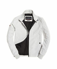 New Mens Superdry Premium Iconic Harrington Jacket Size XL RRP £95