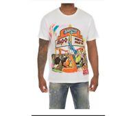 Men's Akoo White Imperial T-Shirt