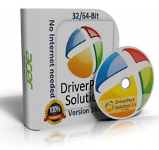 PC & LAPTOP Driver Pack For Windows XP/Vista/7/8/8.1/10 Install & Update DVD