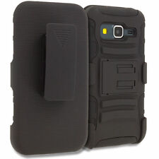 Rigid Plastic Cases & Covers with Belt Loop for Samsung Mobile Phones