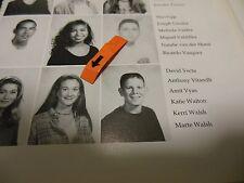 KERRI WALSH JENNINGS 1994 MITTY HIGH SCHOOL YEARBOOK/JOURNAL/SAN JOSE, CALIF