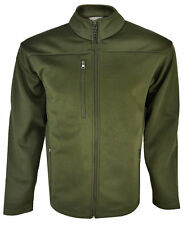 New Ouray Sportswear Bonded Green Fleece Jacket Mens Size- Small