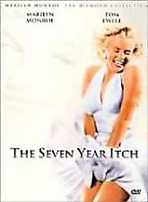 The Seven Year Itch   (DVD)  Marilyn Monroe Diamond Collection   BRAND NEW
