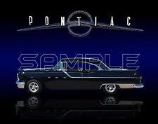 1955 Pontiac Starchief Print