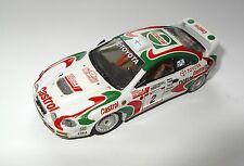 Nissan celica gt four 4 Rally de Monte Carlo 1995 kankkunen grist, racing 43 1:43!