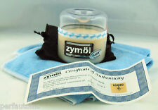 ZYMOL GLASUR GLAZE PORSCHE WAX DETAIL 911 TURBO AUDI VW FREE MICROFIBER TOWEL