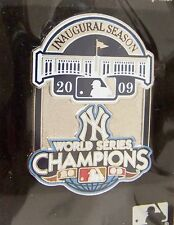 2009 Yankee Stadium 1st World Series Champs NY N.Y. New York Yankees lapel pin