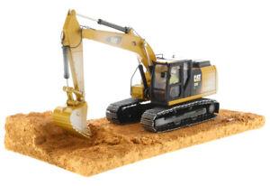 CAT Caterpillar Weathered 320F Excavator Diecast Masters 85701 1:50
