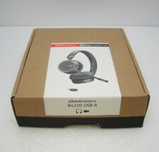 Plantronics Voyager 4220 Stereo UC Bluetooth with USB-A Adapter Headset MS Skype
