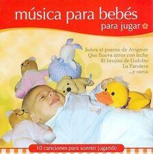 Musica Para Bebes: Para Jugar