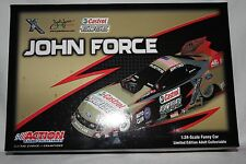 JOHN FORCE 2009 CASTROL EDGE  FUNNY CAR NHRA 1 of 1,482
