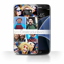 Create Your Own Custom Design Personalised Case for Samsung Galaxy S7 Edge/g935