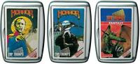Top Trumps Retro - Horror 1 , Horror 2 & Fantasy Bundle