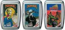 Top Trumps Retro Horror 1 Horror 2 And Fantasy Card Games Set Of 3