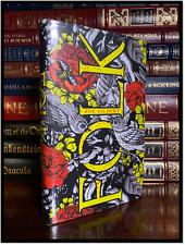 Folk ✎SIGNED✎ by ZOE GILBERT Mint Limited Hardback 1st Edition First Print 1/700