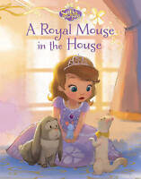 """""""AS NEW"""" Disney Junior Sofia the First A Royal Mouse in the House (Disney Sofia"""