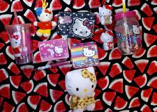 Lot of 11 Sanrio Hello Kitty Items Bundle Ty