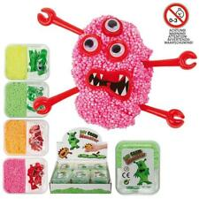 DIY MONSTER FOAM WITH Monster BODY PARTS Kids Slime Gift Toy UK