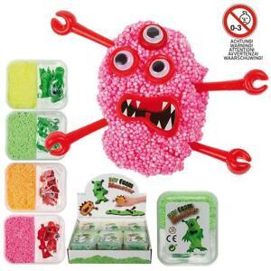 DIY Monster Schaum Mit Monster Körper Teile Kinder Slime Geschenk Spielzeug UK