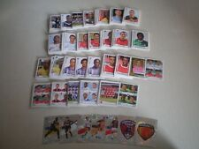 Stickers FOOT 2011 - images panini - LIGUE 1 LIGUE 2 - AUTOCOLLANTS